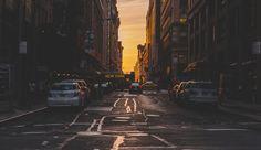 Manhattanhenge by Adam Rozanski on City Architecture, Photography, Photograph, Fotografie, Photoshoot, Fotografia