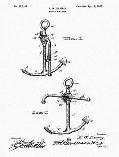Old Anchor Patent