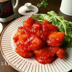 鶏むね肉で♪ピリ辛旨々~鶏チリ♪ by しゃなママ 「写真がきれい」×「つくりやすい」×「美味しい」お料理と出会えるレシピサイト「Nadia | ナディア」プロの料理を無料で検索。実用的な節約簡単レシピからおもてなしレシピまで。有名レシピブロガーの料理動画も満載!お気に入りのレシピが保存できるSNS。