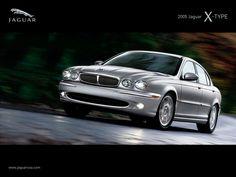 Jaguar X-type (2005). I still love my car.