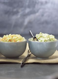 Food News, Best Restaurants, Cooking Tips & Tricks, Easy Recipes, Quick Meals and New Drinks Easy Summer Salads, Easy Salads, Carrot Salad Recipes, Coleslaw Recipes, Ricardo Recipe, Creamy Coleslaw, Cooking Recipes, Healthy Recipes, Kitchen