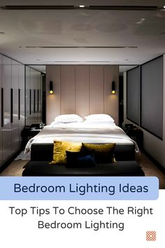 Make your bedroom decor shine with our bedroom lighting ideas Small Room Bedroom, Cozy Bedroom, White Bedroom, Master Bedroom, Bedroom Decor, Bedroom Ideas, Home Decor Trends, Home Decor Styles, Decor Ideas