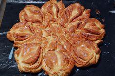Daring bakers challenge - únor 2014: Beautiful bread (aneb nádherný chléb, aneb skořicový šneci zamotaní zase jinak) | Ze zahrady do kuchyně