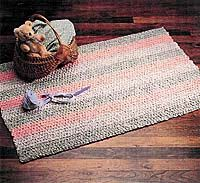 Aunt Philly S Toothbrush Rugs With