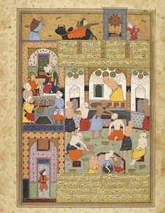 Anciens manuscrits illustrés et livres d'art gratuits en lignes