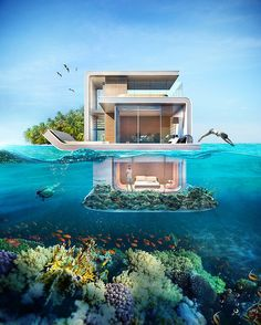 We're not kidding, these homes are going to exist in the near future. . .