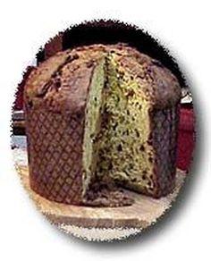 Panettone Milanese Christmas Cake Recipe