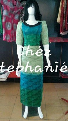 #ChézStephaniée #fabrics #Assorted #unique #tenkwain #couture #Abuja