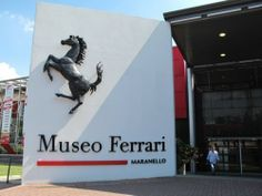 """The buzzing Ferrari Museum - """"A tour of the Motor Valley in style"""" by @Keith Jenkins"""