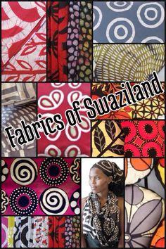 Fabrics of Swaziland