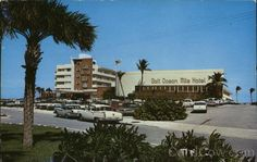 Fort Lauderdale FL Galt Ocean Mile Hotel One of Ft. Lauderdale's newest and largest hotels. Koppel Color Cards