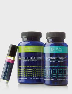 I love that these dōTERRA Women's Supplements have been created with the female body in mind!