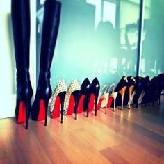 red soles. everygirl deserves to own a pair of these