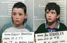 Jon Venables and Robert Thompson killed a 2-year-old boy just for fun