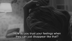 Trust - Blue Valentine