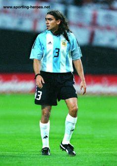 Juan Pablo Sorin 2002 World Cup, Fifa World Cup, Juan Pablo Sorin, Argentina Football Team, Ronaldo, Cups, Korea, Germany, Soccer