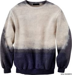 Cool Rothko-like inspired sweatshirt
