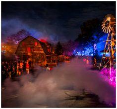 Universal Studios Halloween Horror Nights featuring AMC's The Walking Dead #HHN23 #WalkingDead