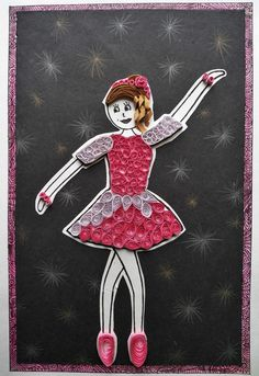 The Dazzling Fame - Girl Quilled
