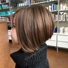 Sassy cut for a Sassy little girl