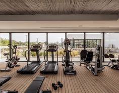 ★★★★★ Casa Cook Rhodes (Adults Only), Kolymbia, Grækenland Home Gym Design, House Design, Casa Cook Hotel, Piscina Hotel, Gym Facilities, Hotel Gym, Gym Room At Home, Gym Interior, Outdoor Gym