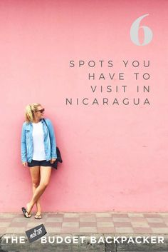 Nicaragua, the land of volcanos, beautiful beaches and friendly people. I spent 3 weeks exploring is beautiful country from top to bottom developing my ultimate itinerary. So here's all the things to do in Nicaragua wrapped up in a handy three-week itinerary. // What to do in Nicaragua / Where to go in Nicaragua / Travel Nicaragua / Nicaragua Itinerary / travel nicaragua trips / nicaragua travel tips / nicaragua travel things to do / nicaragua travel san juan