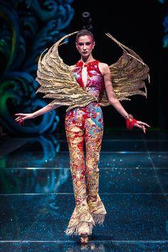 Designer GUO PEI | singapore fashion week
