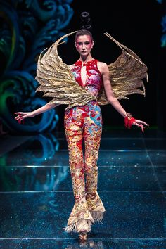 Designer GUO PEI | singapore fashion week