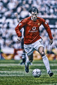 One Love Manchester United, Manchester United Football, Ruud Van Nistelrooy, Roberto Baggio, Neymar Football, Eric Cantona, Male Athletes, Best Football Players, Professional Football