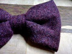 Brendan is going to get a purple bowtie for formal :)