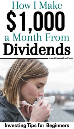 Best Money Saving Tips, Money Tips, Saving Money, Money Plan, Dividend Investing, How To Become Rich, Financial Tips, Investing Money, Money Matters
