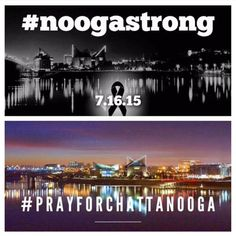 Bottom of the Glass: Nooga Strong and Tragedy-Borne Marketing