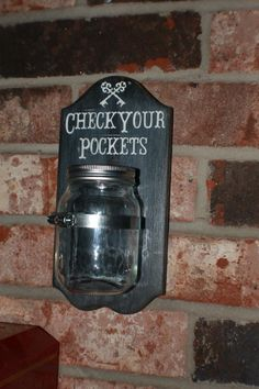 If not this, provide some kind of container to hold change, lost buttons, etc.