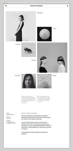 Saved by Rebecca Gurry Discover more of the best Layout, Design, Website, Minimal, and Webdesign inspiration on Designspiration Dashboard Design, Layout Design, Layout Web, Design De Configuration, Site Web Design, Best Website Design, Interaktives Design, Grid Design, Flat Design