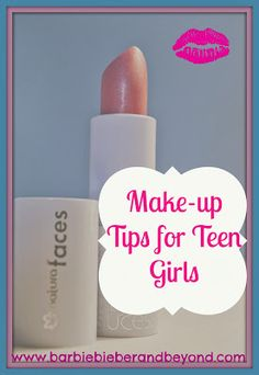 Barbie Bieber and Beyond: Make Up Tips for Teen Girls