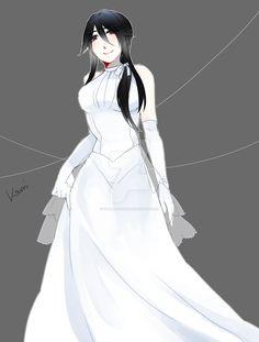 Wedding dress by Koumi-senpai