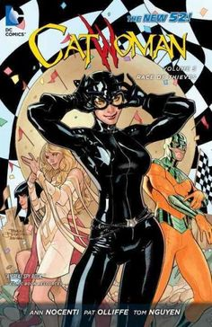 DC Comics Catwoman 5: Race of Thieves