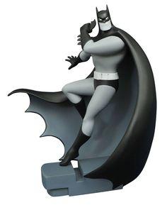 Batman The Animated Series PVC Statue Almost Got 'Im Batman SDCC 2016 Exclusive 23 cm