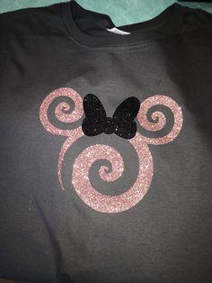 Disney Family Shirts MIckey Rose Gold Sparkle Ears - Awsome Shirts - Ideas of Awsome Shirts - Disney Tank top. Disney Shirts For Family, Disney Family, Family Shirts, Rose Gold Minnie Ears, Disney Tank Tops, T Shirt Painting, Summer Crafts For Kids, Glitter Vinyl, T Shirt Diy