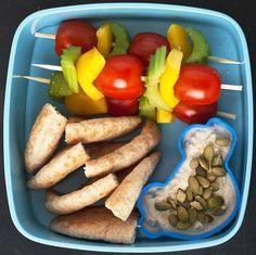 Healthy sandwich boxes