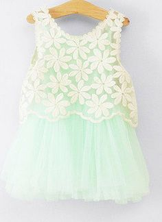 Summer tutu tulle Toddler Baby Dress Lace Floral by headBANDITbows, $22.00