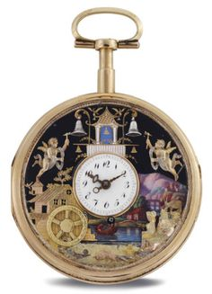 Pocket Watch 1850 Christies