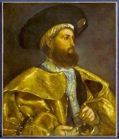 Girolamo Romanino (c.1485-c.1566), Portrait of a Gentleman, c.1520