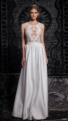 persy bridal fall 2016 #wedding dress #bohemian #gypsy #inspiration