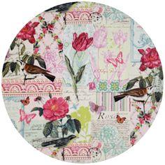 Michael Miller, Belle Rose Pink