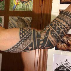 35 Unique Samoan Tattoo Designs - Amazing Tribal Patterns