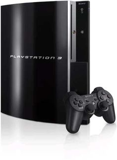 Playstation 3.  Blu Ray player.  Video game system of preference for my music and rhythm games (such as Rock Band 3 and Singstar).