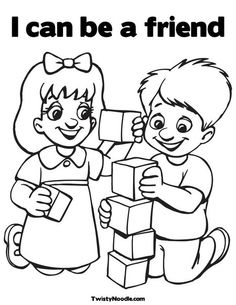 Coloring Page You Can Change The Text On The Top