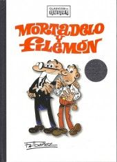 Mortadelo y filemón / Francisco Ibañez.