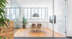 Kragelj has designed the offices of advertising agency Grey, located in Ljubljana, Slovenia. Grey Ljubljana, a part of the global